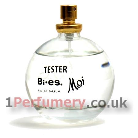 76bd88b3f0 Bi-Es Moi White - Eau de Parfum, tester 100 ml- www.1Parfumerija.lt