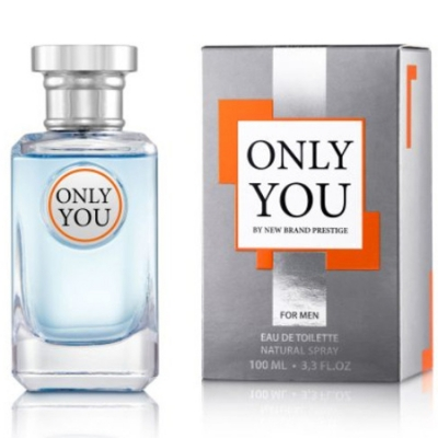 New Brand Only You - Eau de Toilette for Men 100 ml