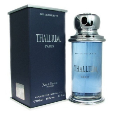 Paris Bleu Thallium - Eau de Toilette for Men 100 ml