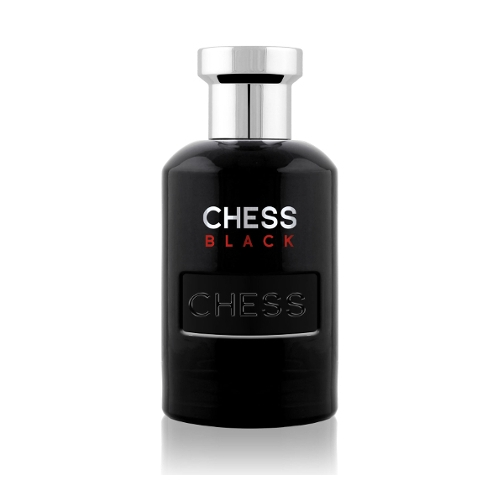 Paris Bleu Chess Black - Eau de Toilette for Men 100 ml